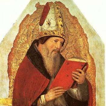 Августин - Философия
