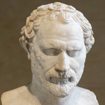 Демостен - Философия