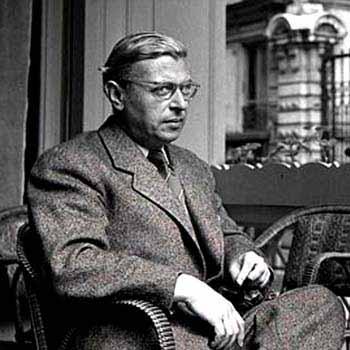 Жан Пол Сартр